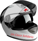 Un casco solidario