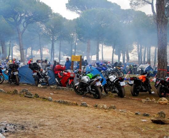 Apertura de acampada