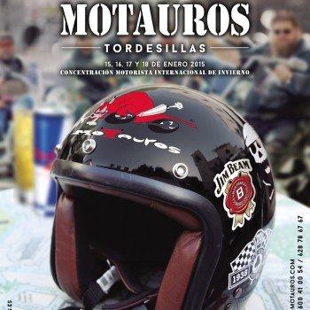 Cartel oficial Motauros 2015