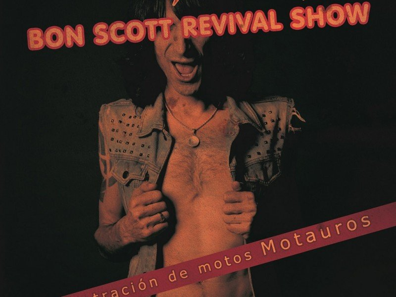 ¡¡Bon Scott Revival Show en Mortauros 2015!!