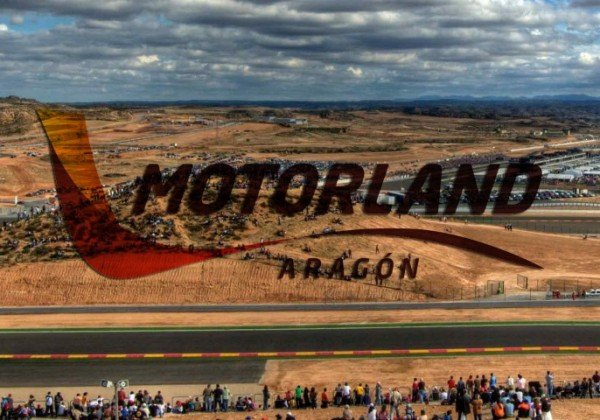 Sorteo y descuento Motorland Aragón 2015