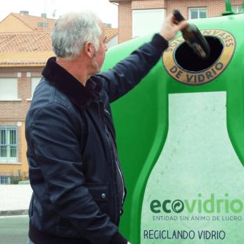 Motauros 2016, reciclaje de vidrio sobre ruedas