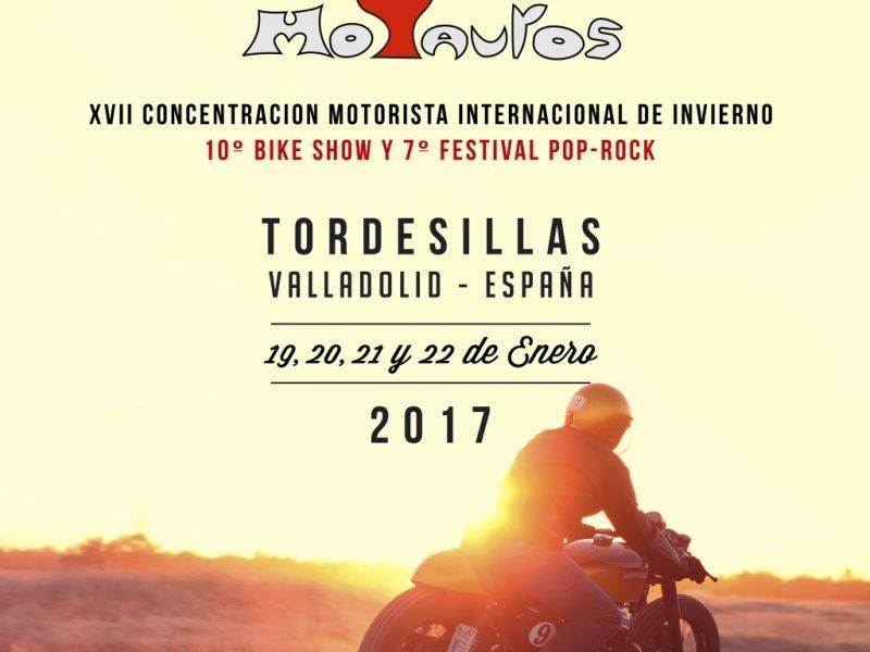 Ya tenemos fecha, cartel y taquilla abierta para Motauros 2017