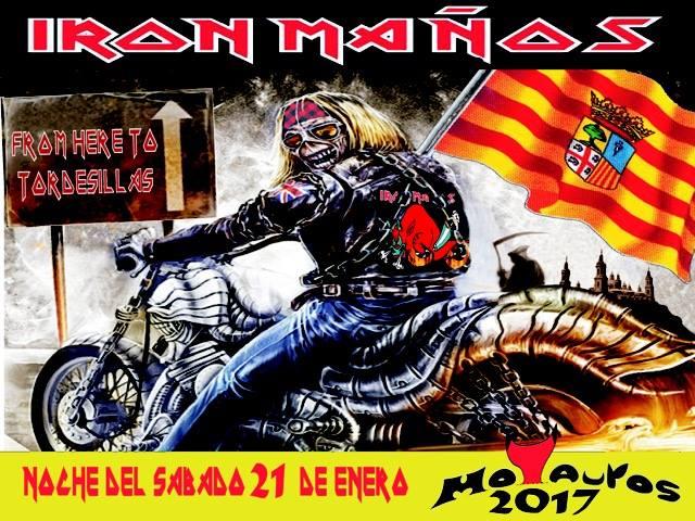Concierto de Iron Maños & Gran Fiesta Motauros