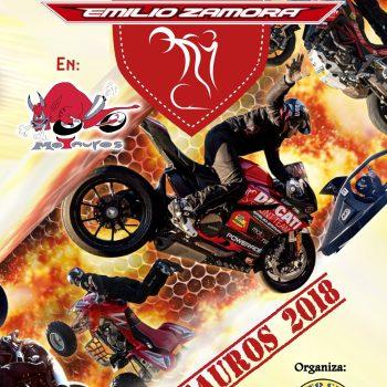 ¡Emilio Zamora nos acompañará en Motauros 2018!