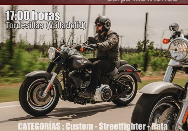 Cartel Oficial Bike Show 2018